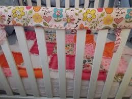 pattern super simple crib rail cover tutorial reversible
