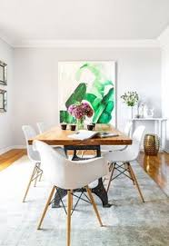 how to decorate your dining room at every decade dwell