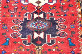 Red Tribal Rug Reds Meshkin Tribal Rug Persian