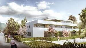 Mehrfamilienhaus Kmp Architektur Ag Wettingen Mehrfamilienhaus Loomn