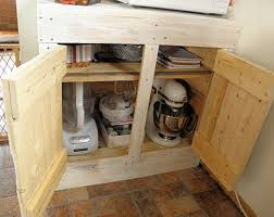 How To Build A Cabinet Box by Best 25 Pallet Cabinet Ideas On Pinterest Pantry Storage