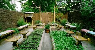 Nyc Backyard Romantic Gardens To Get Your Drink On All Summer Long