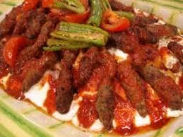 cuisine turque kebab assiette iskender kebab recettes kebab cuisine turque