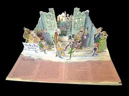 booktopia charlie and the chocolate factory pop up book uncover