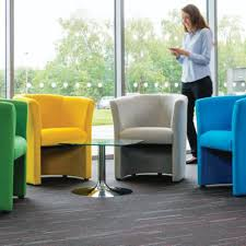 Curved Sofa Uk by Dfe Furniture For Schools