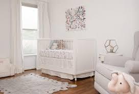 design nursery how to design a modern white baby nursery