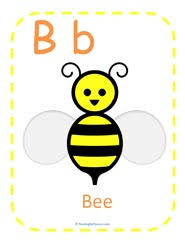 teaching the alphabet letter b and b sound activities and
