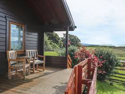 the chalet at ben hiant kilchoan self catering holiday cottage