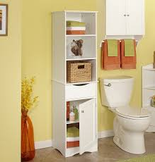 All In One Multipurpose Bathroom Furniture Which Hides A by Amazon Com Riverridge Ashland Collection Tall Cabinet White