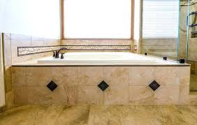bathroom tile border ideas bathroom border ideas glass tile border bathroom ideas