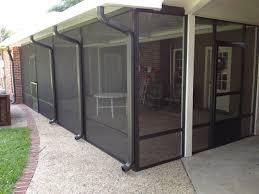 Aluminum Patio Enclosure Materials Patio Covers Screen Rooms Glass Enclosures Traditional