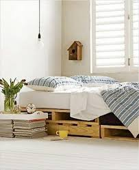 Pallet Bedroom Furniture Pallet Furniture Plans Recycled Pallet Ideas