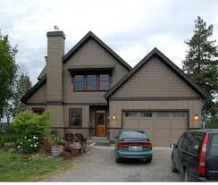 beige and bittersweet chocolate exterior paint google search