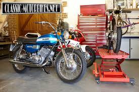 suzuki samurai motorcycle new era motorcycle restorations classic motorbikes