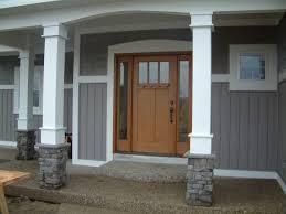 pillar designs for home interiors foxy design ideas using rectangular white pillars and rectangular