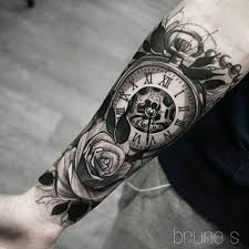clock tattoo designs tattoo designs for women flora u0026 fauna