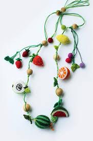 1229 best crochet necklaces images on pinterest crochet