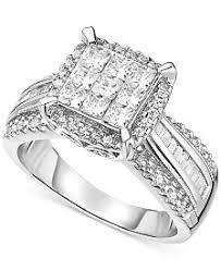 Macys Wedding Rings by Diamond Engagement Rings Shop Diamond Engagement Rings Macy U0027s