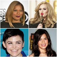 haircuts for plus size faces ideas about hairstyles for plus size women cute hairstyles for
