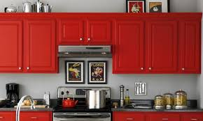 kitchen charming red kitchen colors wall red kitchen colors