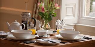 how to set a table for breakfast breakfast of chions and a pretty good marriage impromptu