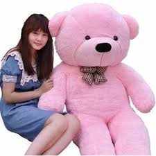 big teddy for s day new arrival 220cm teddy stuffed brown jumbo doll for
