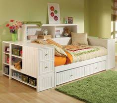 stages twin loft bed with left storage steps bookcase u0026 chest by