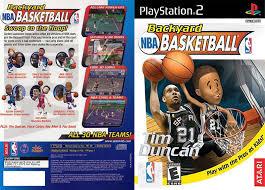 backyard basketball usa iso u003c ps2 isos emuparadise