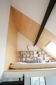 Library Bedroom Loft Bedroom Library Design