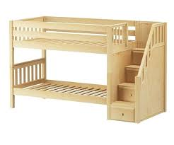 Bunk Bed Plans With Stairs Toddler Loft Bed Kulfoldimunka Club