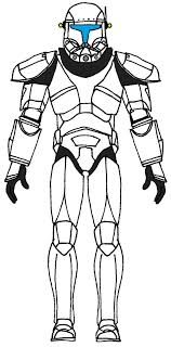 Wars Coloring Pages Wars Clone Coloring Pages
