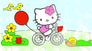 children u0027s painting book 1 hello kitty colouring book learn