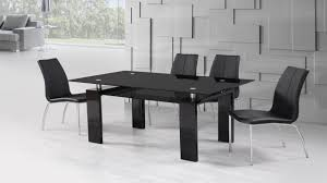 Dfs Dining Room Furniture Dining Table Black Dining Table And Chairs Ebay Uk Dfs Black