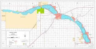 Map Of Saskatchewan Isc Lake River And Hiking Maps