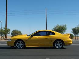 1998 Ford Gt Azyellow98gt 1998 Ford Mustang Specs Photos Modification Info At
