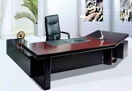top office desk with classic home interior design with office desk