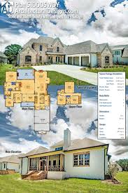 How Big Is 2900 Square Feet 1286 Best Architectural Designs Editor U0027s Picks Images On Pinterest