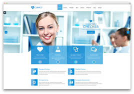 doctor resume sample top 20 simple wordpress themes for doctors and medical clinico blu light doctor website template
