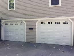 Overhead Door New Orleans C H I Overhead Doors Model 2216 Steel Raised Panel Garage Doors