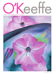 o u0027keeffe the georgia o u0027keeffe museum magazine by bella media llc