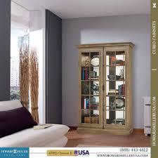 Curio Cabinet Corner Curio Cabinet Curio Cabinets Contemporary Howard Miller