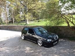 volkswagen golf gti 1 8t mk4 air ride modified bagged show not