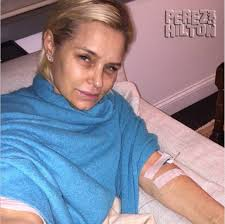where dod yolana get lime disease yolanda foster is determined to find a cure for lyme disease as she