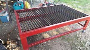 cnc plasma cutting table cnc plasma cutting 4x4 table heavy duty hand made in waco texas ebay