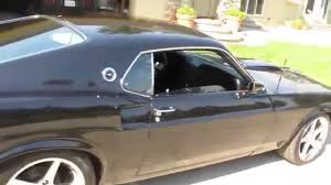 1969 Black Mustang 1969 Mustang Fastback 351 Cleveland Cj Fully Restored And Rebuilt