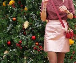 what to wear to a christmas party bag at you
