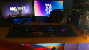 ultimate pc youtube and gaming setup u0026 room tour spring 2017