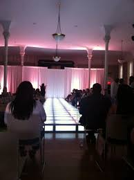 light rentals fashion show stage rental nyc new york