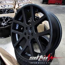 dodge challenger srt8 wheels 22 dodge challenger charger magnum 300c srt8 style matte black