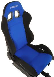 Racing Simulator Chair Conquer Racing Simulator Cockpit Driving Seat Reclinable With Gear